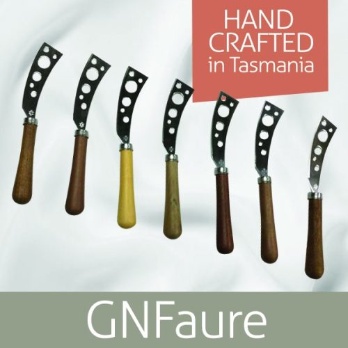 GN Faure Cheese Knives Deluxe
