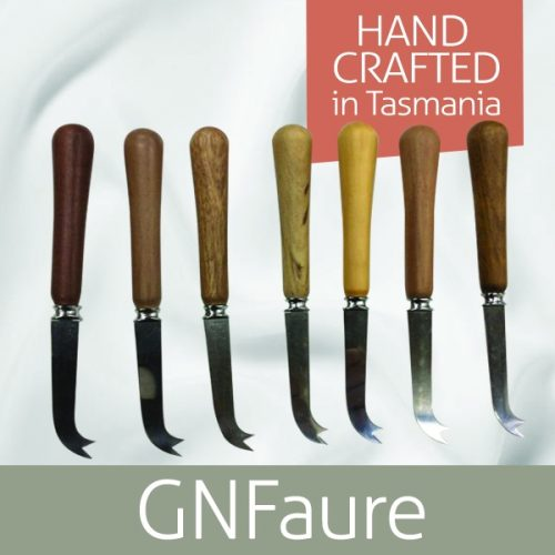 GN Faure Cheese Knives