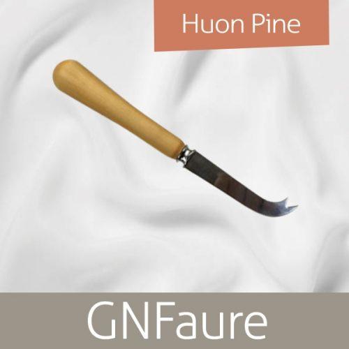 GN Faure Huon Pine Cheese Knife