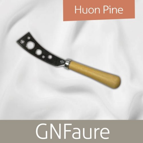 GN Faure Huon Pine Cheese Knife Deluxe