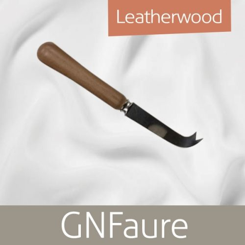 GN Faure Leatherwood Cheese Knife