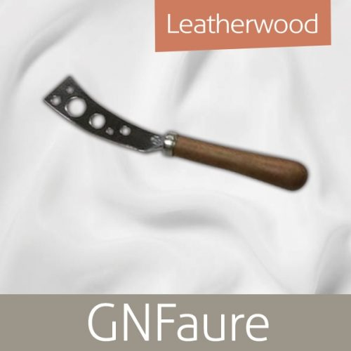 GN Faure Leatherwood Cheese Knife Deluxe