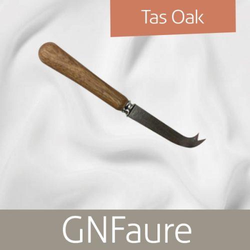 GN Faure Tas Oak Cheese Knife