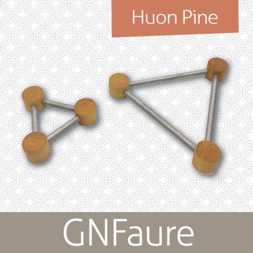 GN Faure Trivet Huon Pine