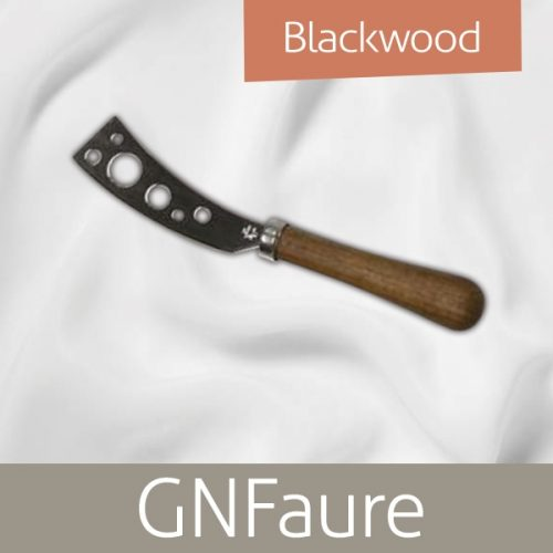 GN Faure Blackwood Cheese Knife Deluxe