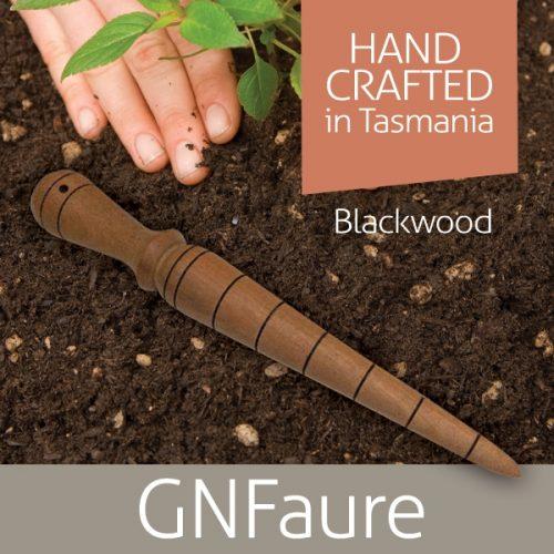 Garden Dibber Blackwood
