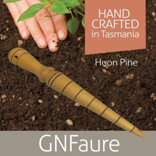 Garden Dibber Huon Pine