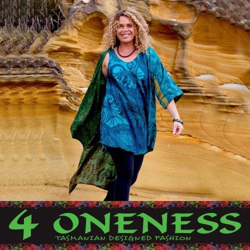 4 Oneness Blue