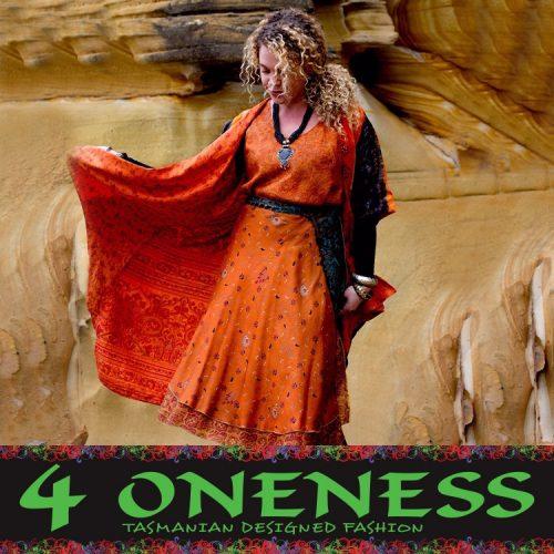 4 Oneness orange