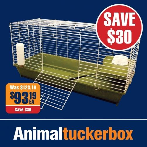 ATB Indoor Rabbit Cage 30off