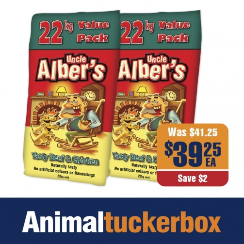 ATB Uncle Albers Dog 39 25