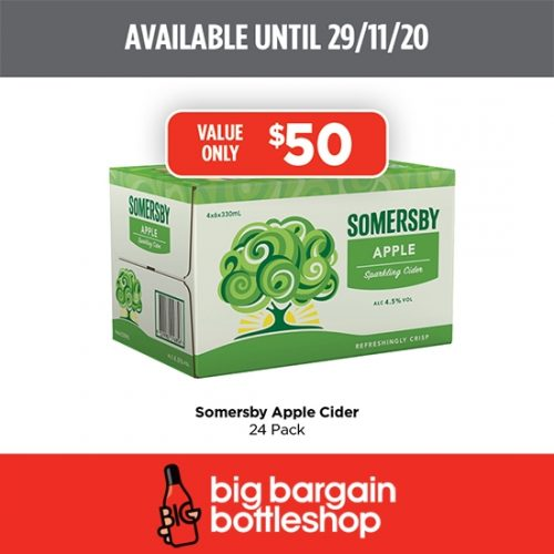 BBB Somersby Apple Cider