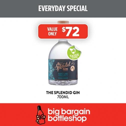 BBB The Splendid Gin