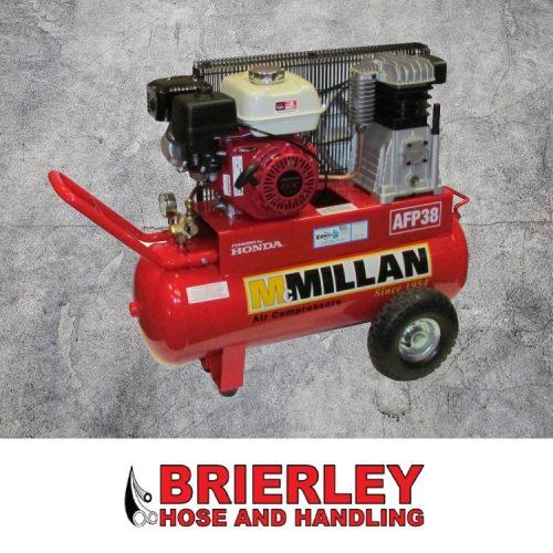 Brierley Mc William Air Compressors AFP38