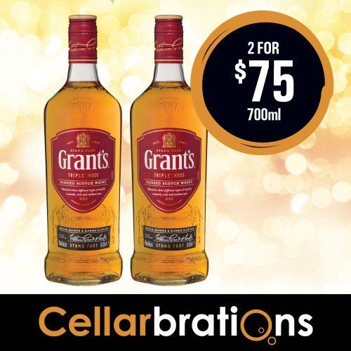 Cellarbrations Grants 700ml
