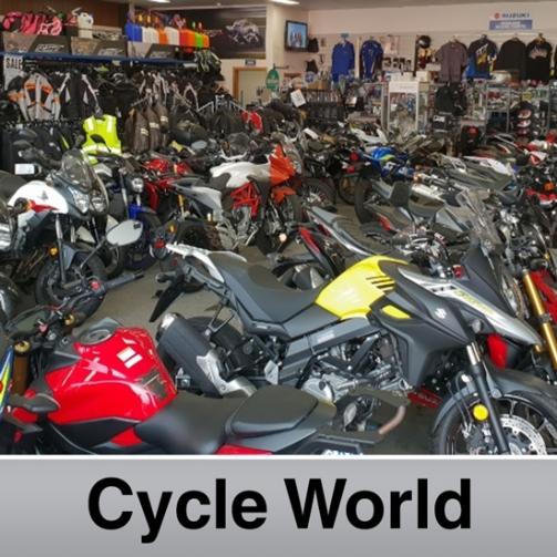 Cycle World 1