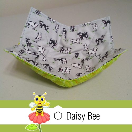 Daisy Bee Bowl Cosies Animals Cows