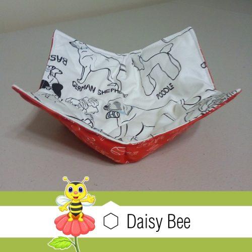 Daisy Bee Bowl Cosies Cats Dogs Dog Breeds