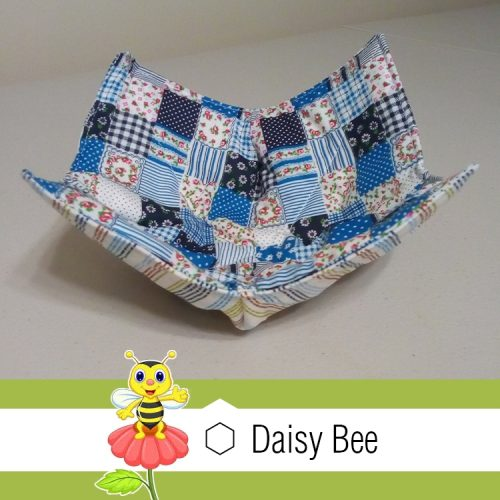 Daisy Bee Bowl Cosies General Pattern1