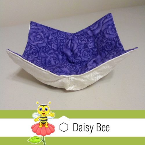 Daisy Bee Bowl Cosies General Pattern3