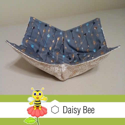 Daisy Bee Bowl Cosies General Pattern4