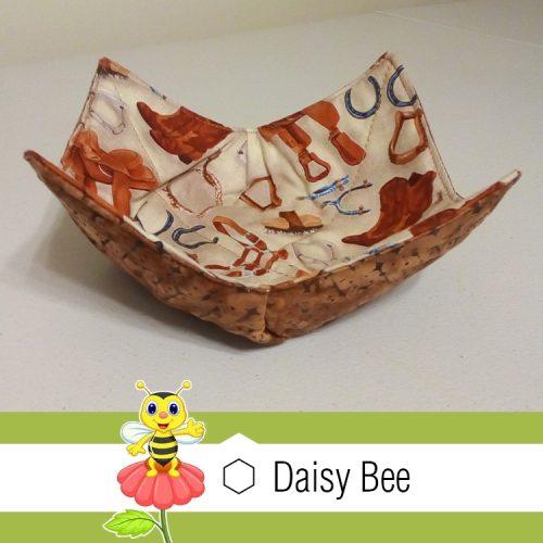 Daisy Bee Bowl Cosies Horses Tack