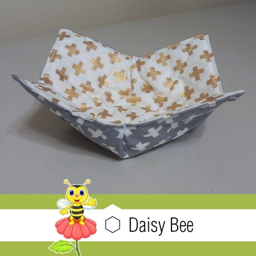 Daisy Bee Bowl Cosies Mexican Crosses2