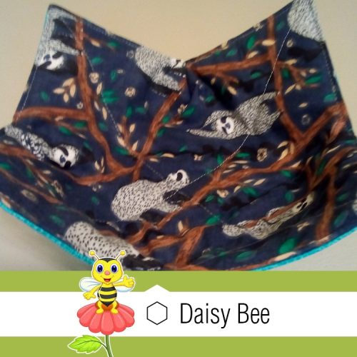 Daisy Bee Bowl Cosies Sloth New