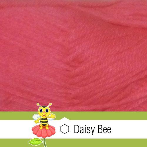 Daisy Bee Twist Turban Hot Pink