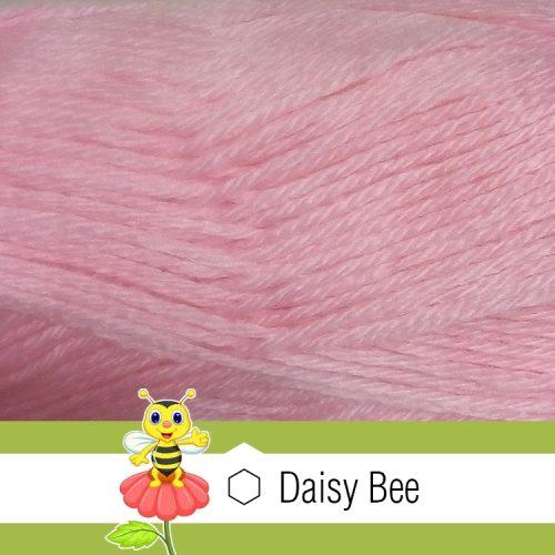Daisy Bee Twist Turban Pink