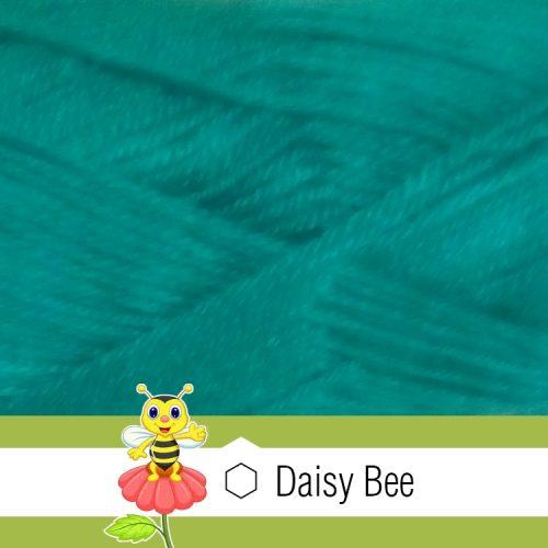 Daisy Bee Twist Turban Teal