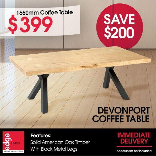 Edge Living Devonport Coffee
