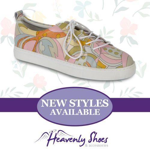 Heavenly Shoes Hinako Sail Multi