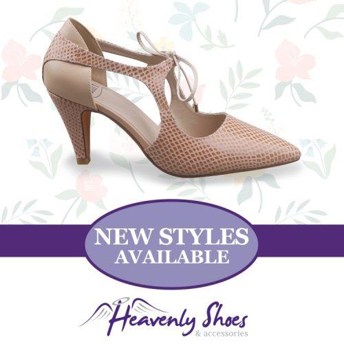 Heavenly Shoes Katie n Me Jondy Taupe