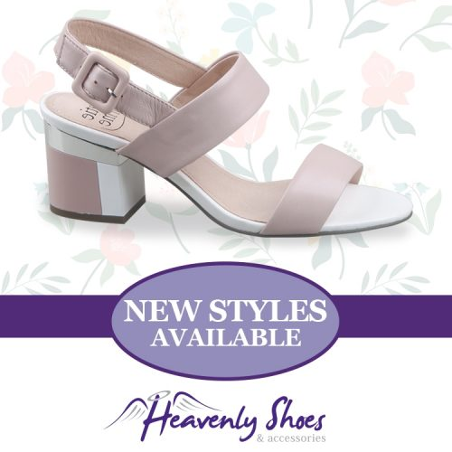 Heavenly Shoes Katie n Me Moama Blush