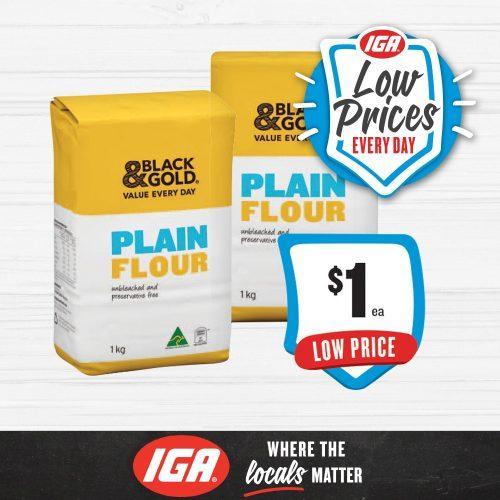 IGA BG Plain Flour 1