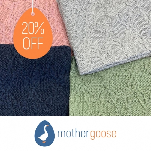 Mother Goose Baby Blankets