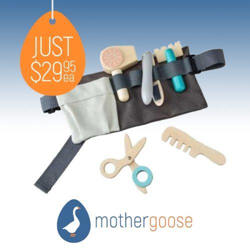 Mother Goose Barbar