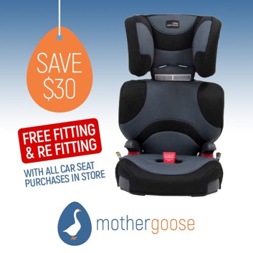 Mother Goose Britax Booster