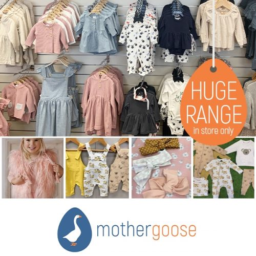 Mother Goose Childrens Clothing