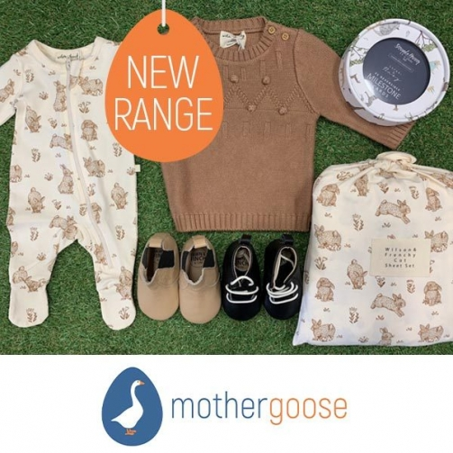 Mother Goose Clothes Range