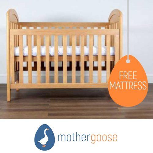 Mother Goose Cot Mattress Offer