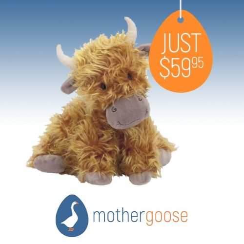Mother Goose Cow
