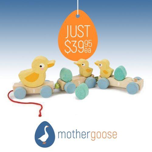 Mother Goose Ducks
