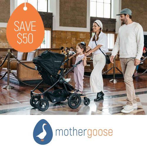 Mother Goose Eco Pram