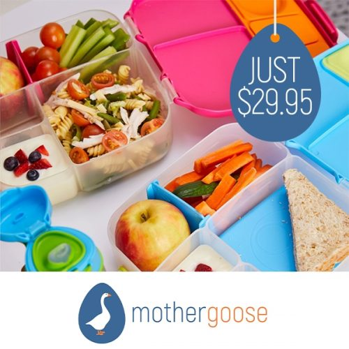 Mother Goose Lunch Boxes