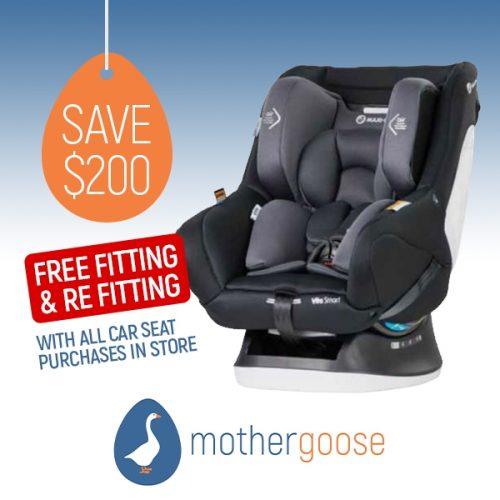 Mother Goose Maxi Cosi 0 4 Vita Smart