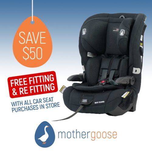 Mother Goose Maxi Guard