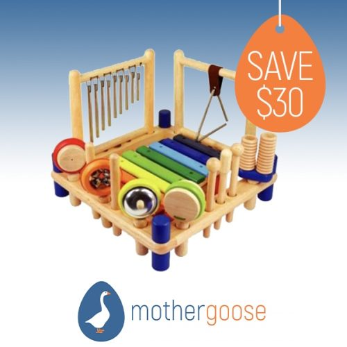Mother Goose Melody Mix Set Save 30