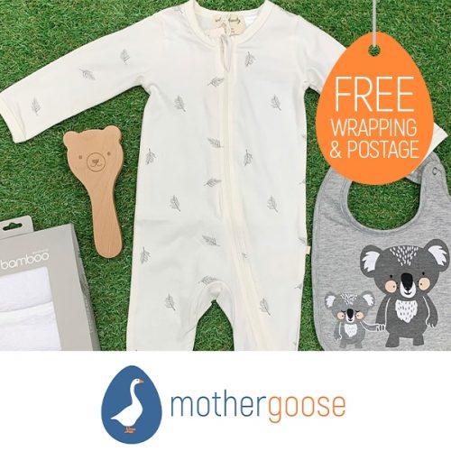 Mother Goose Newborn Gift Packs